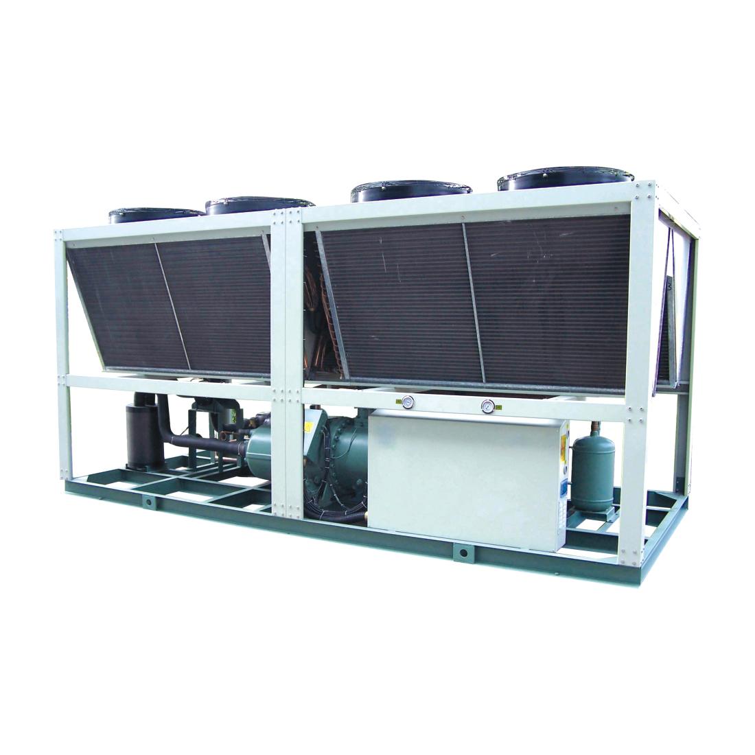 辅机-风冷螺杆式冷水机