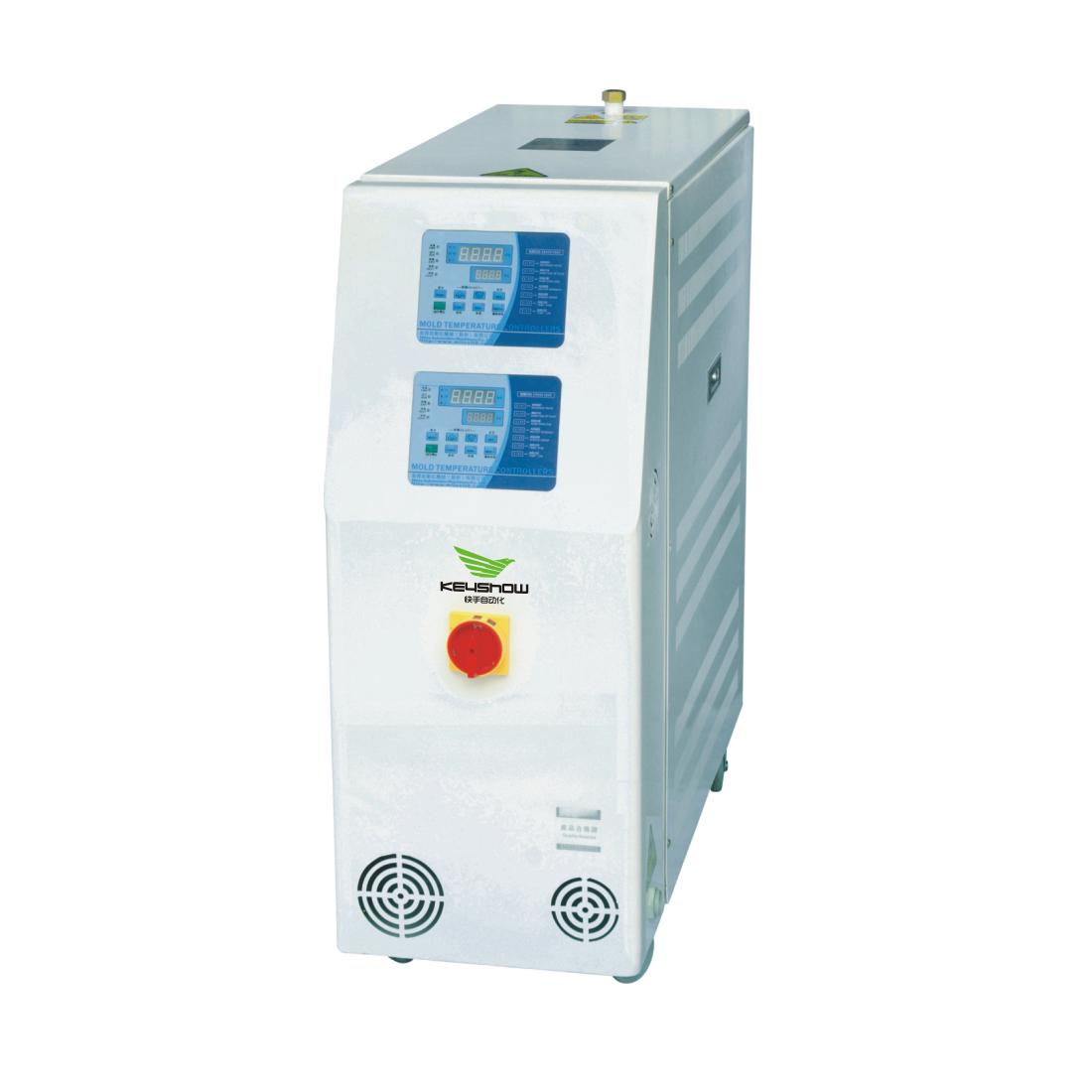 辅机-双控温型模温机
