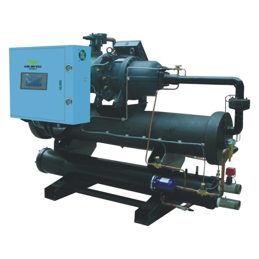 辅机-水冷螺杆式冷水机