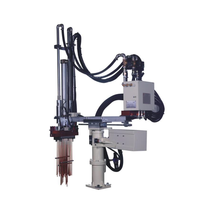 压铸-直立式喷雾机