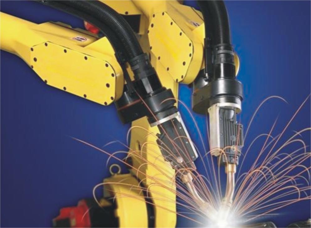关节机器人焊接